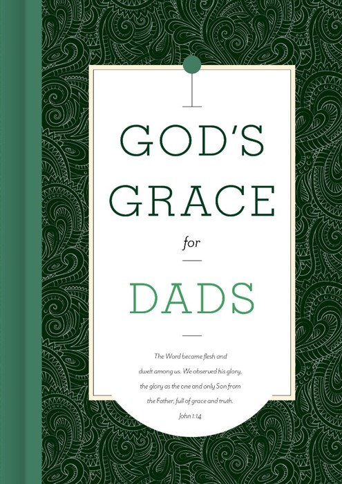 God's Grace for Dads (Hard Cover)