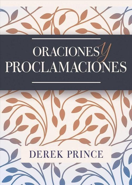 Oraciones y proclamaciones (Paperback)