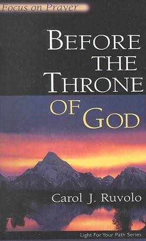 Before The Throne Of God (Paper Back)