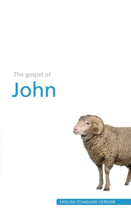 John's Gospel ESV (Paperback)