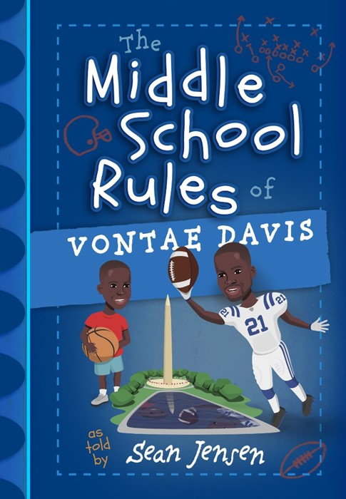 The Middle School Rules Of Vontae Davis (Hard Cover)