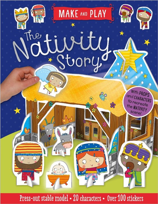 Make And Play: The Nativity Story (Paperback)