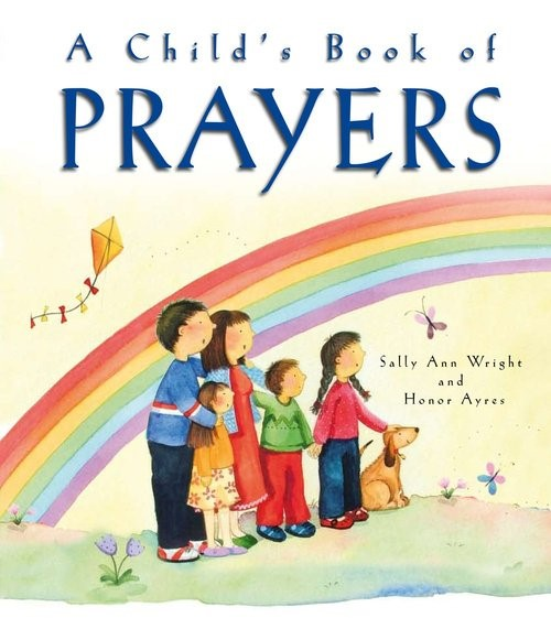 Child's Book Of Prayers, A (Hard Cover)