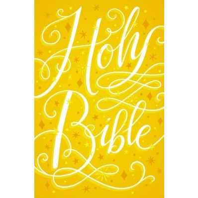 ICB Golden Princess Sparkle Bible (Hard Cover)