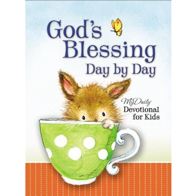 God's Blessing Day By Day (Hard Cover)