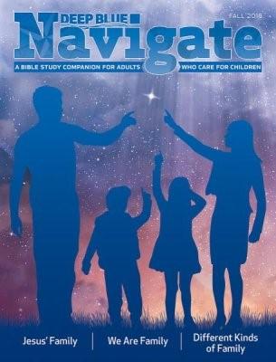 Deep Blue Navigate Leader Guide Fall 2018 (Paperback)