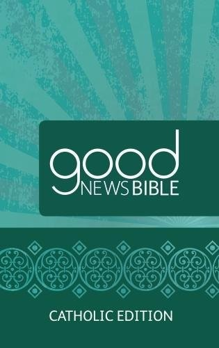 Good News Bible (GNB) Catholic Edition (Hard Cover)