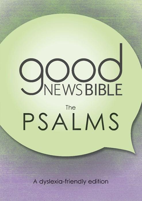 GNB Dyslexia-Friendly Psalms (Paperback)
