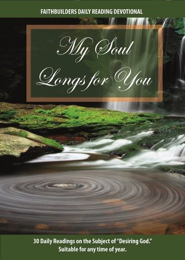 My Soul Longs For You (Paper Back)