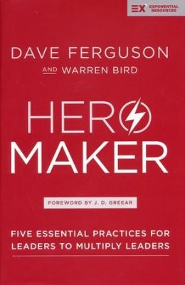 Hero Maker (Hard Cover)