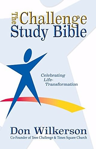 The CEV Challenge Study Bible (Hard Cover)