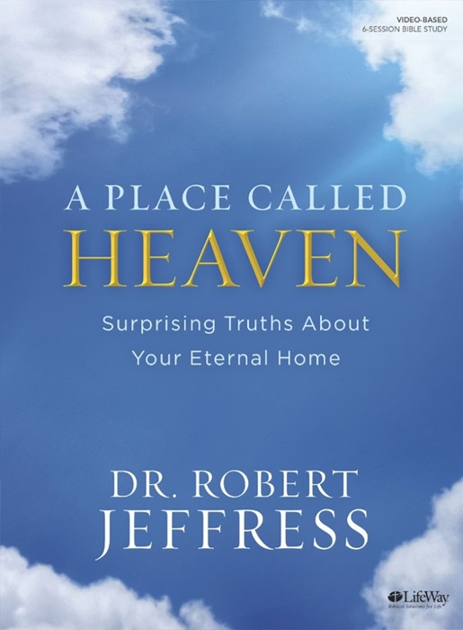 Place Called Heaven Bible Study Book, A (Paperback)