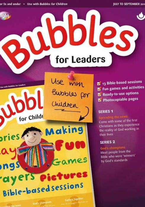 Bubbles For Leaders Jul-September 2018 (Paper Back)