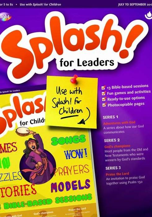 Splash! For Leaders July-September 2018 (Paper Back)