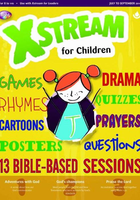 XStream For Children July-September 2018 (Paper Back)