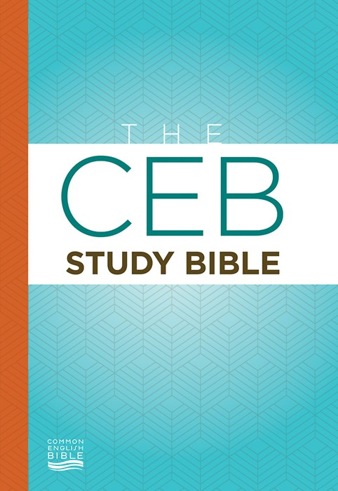 The CEB Study Bible Hardcover (Hard Cover)