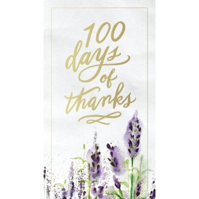 100 Days Of Thanks (Hard Cover)