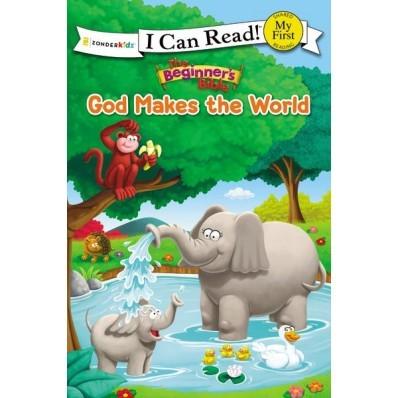 The Beginner's Bible God Makes The World (Paperback)