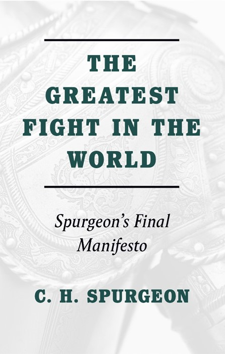 The Greatest Fight In The World (Paper Back)