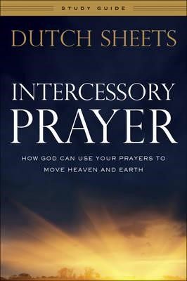 Intercessorry Prayer Study Guide, Repackaged (Paper Back)