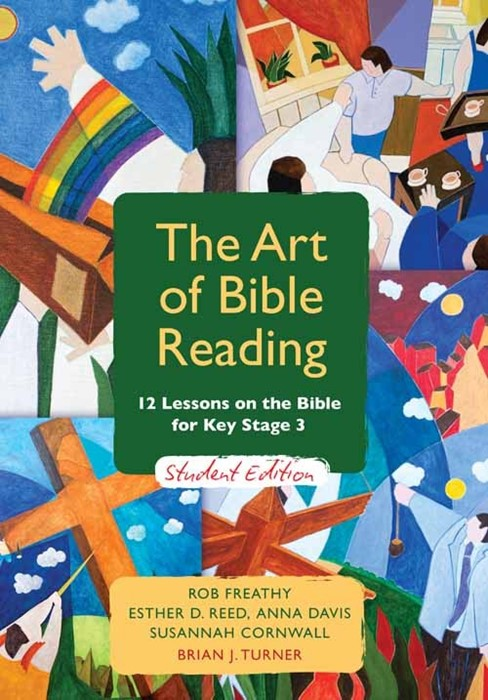 The Art Of Bible Reading Student Edition (Paperback)