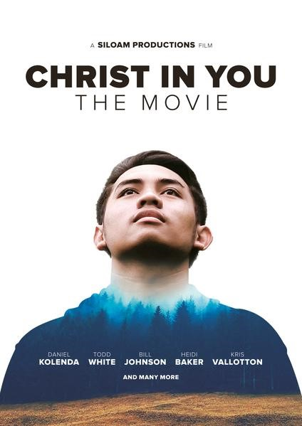 Christ In You DVD (DVD)