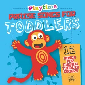 Playtime: Praise Songs For Toddlers CD (CD- Audio)