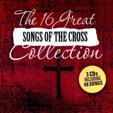 The 16 Great Songs Of The Cross Collection CD (CD-Audio)