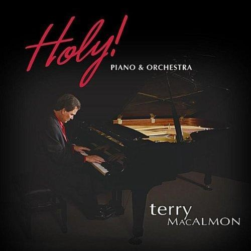 Holy! Piano And Orchestra CD (CD-Audio)