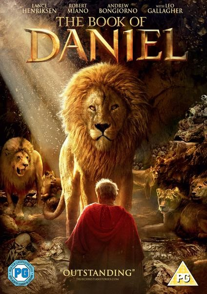 The Book Of Daniel DVD (DVD)