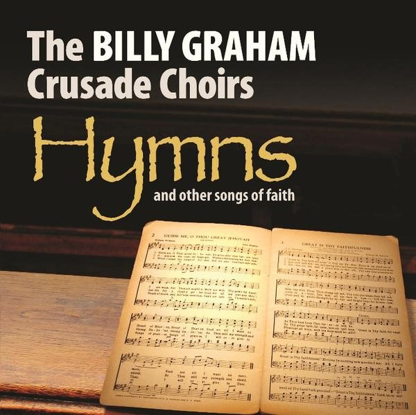 Billy Graham Hymns And Other Songs Of Faith CD (CD-Audio)