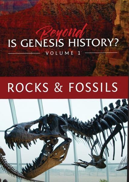 Beyond Is Genesis History? Volume 1 DVD (DVD)