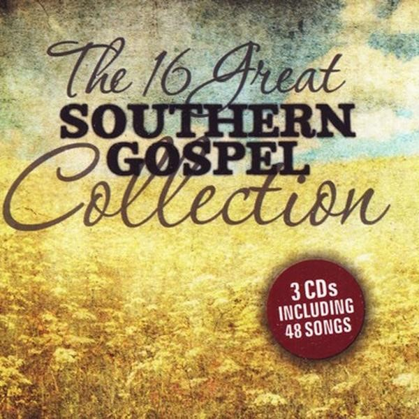 16 Great Southern Gospel Collection CD (CD-Audio)
