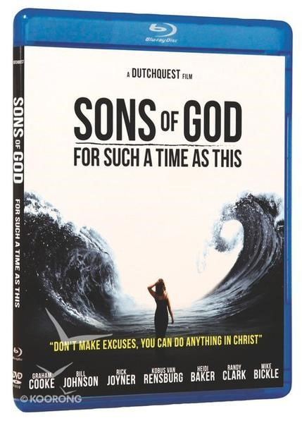 Sons Of God Blu-ray DVD (Blu-ray)