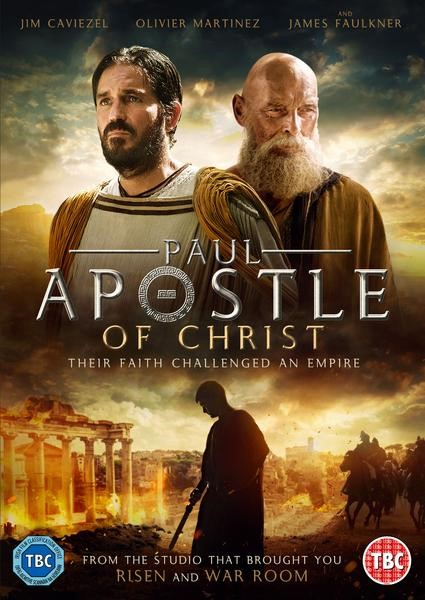 Paul Apostle Of Christ DVD (DVD)