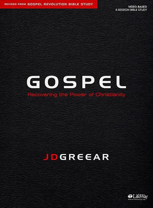 Gospel Bible Study Book (Paper Back)