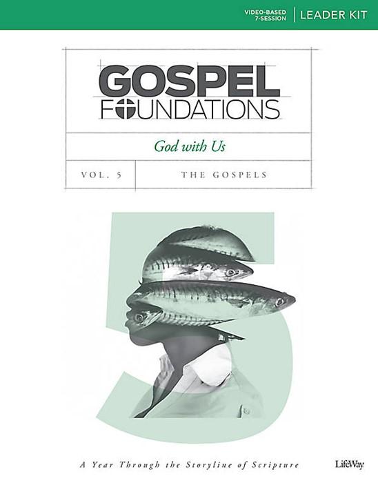 Gospel Foundations Volume 5 Leader Kit (Kit)