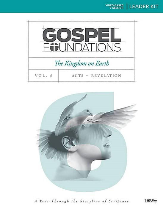Gospel Foundations Volume 6 Leader Kit (Kit)