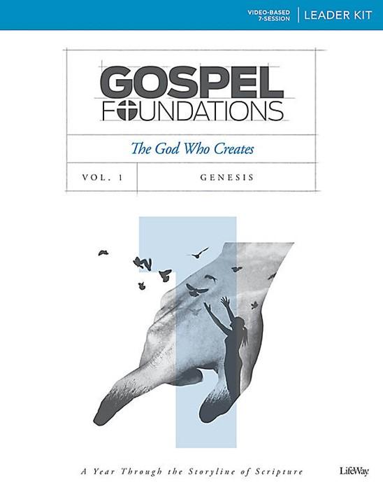 Gospel Foundations Volume 1 Leader Kit (Kit)