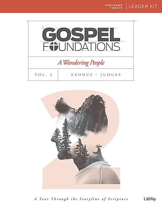 Gospel Foundations Volume 2 Leader Kit (Kit)