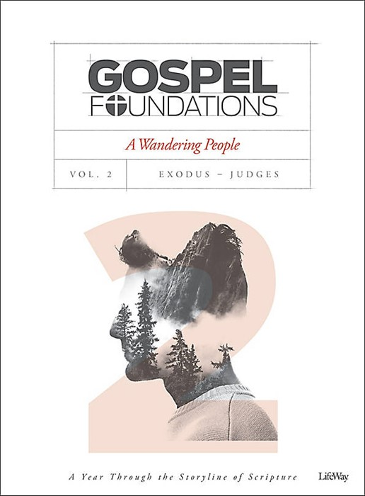 Gospel Foundations Volume 2 Bible Study Book (Paper Back)