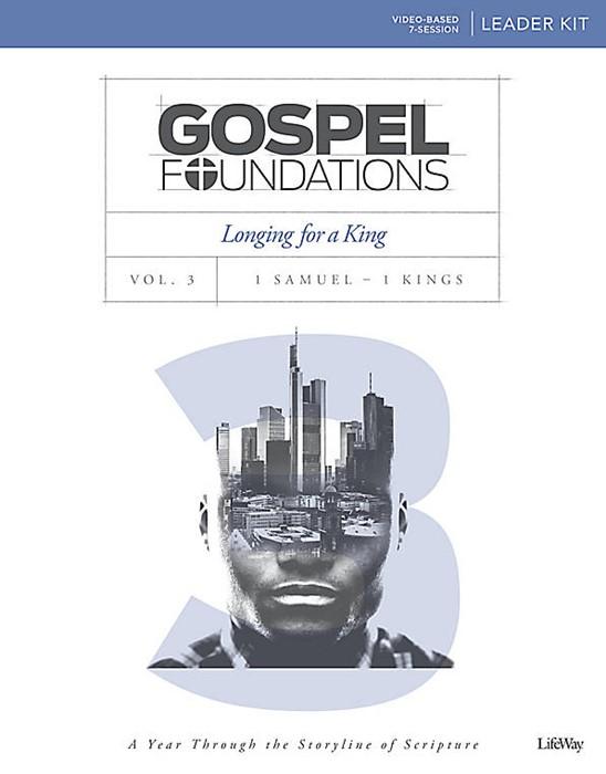 Gospel Foundations Voume 3 Leader Kit (Kit)
