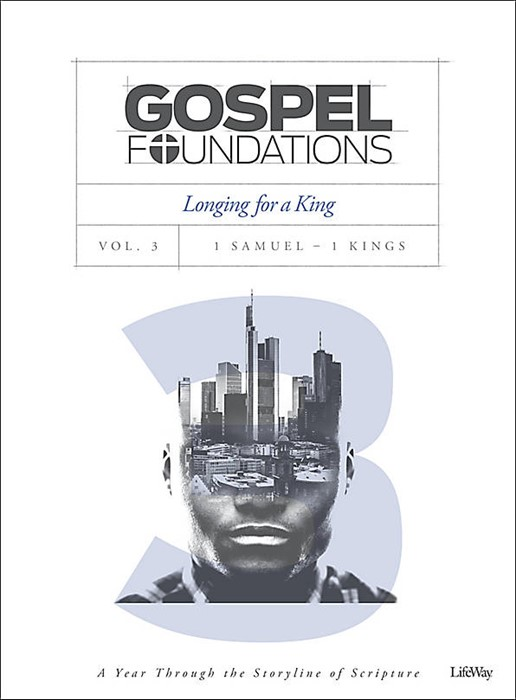 Gospel Foundations Volume 3 Bible Study Book (Paper Back)