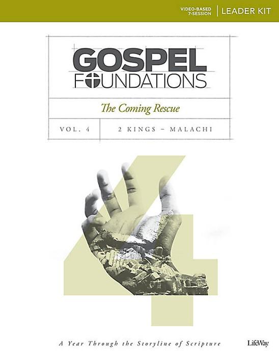 Gospel Foundations Volume 4 Leader Kit (Kit)