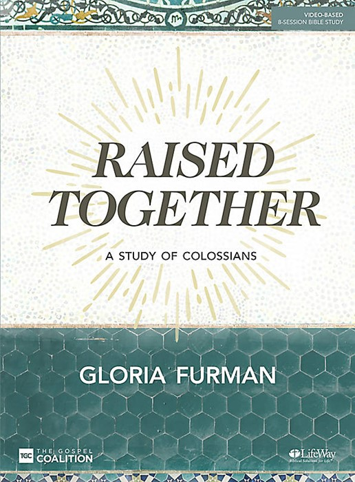 Raised Together Bible Study Book (Paper Back)