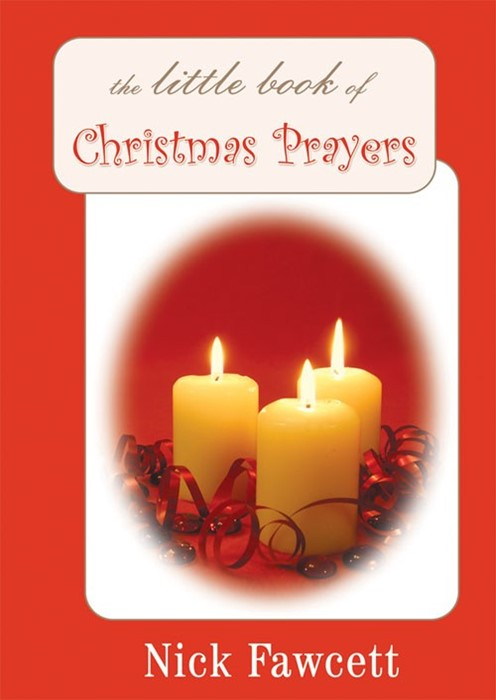 The Little Book Of Christmas Prayers (Hard Cover)