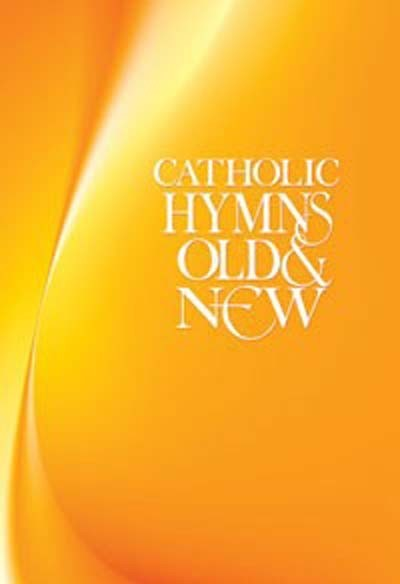 Catholic Hymns Old And New Full Music Organ/Choir (Hard Cover)