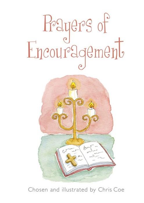 Prayers Of Encouragement (Paperback)
