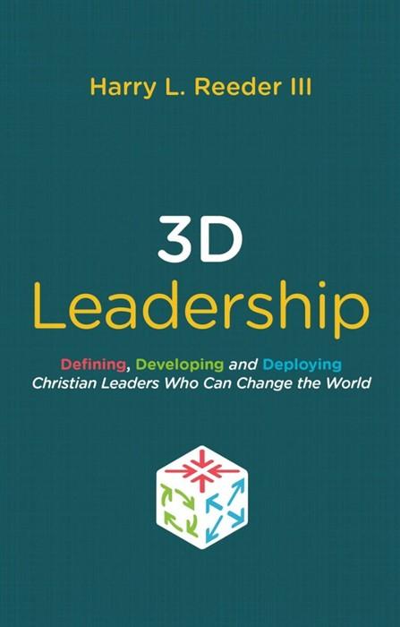 3D Leadership (Paperback)