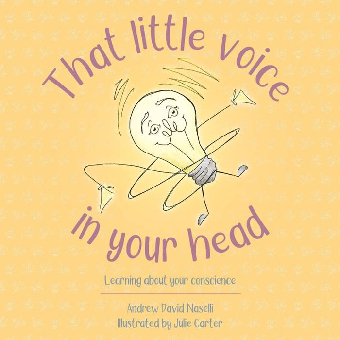 That Little Voice in My Head (Hard Cover)
